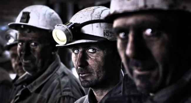 Волинські шахтарі вимагають погасити зарплатні борги