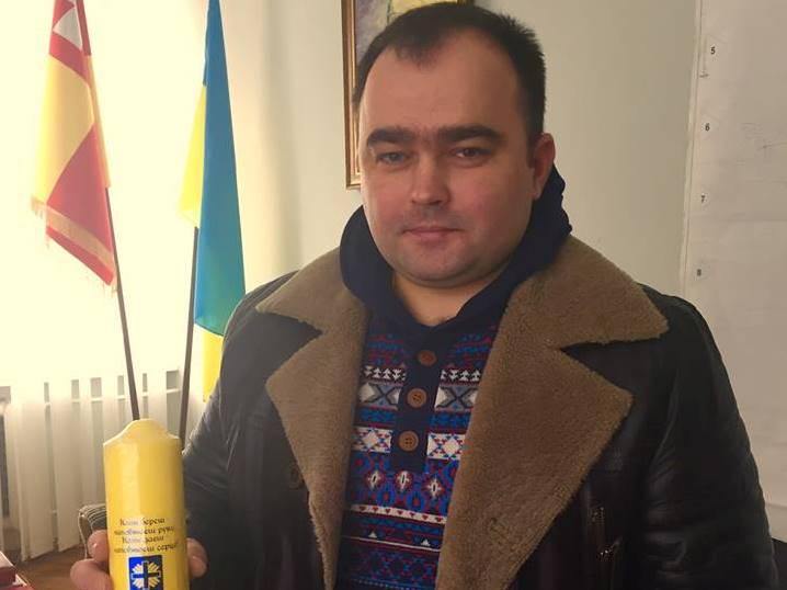 Депутат Волиньради, очільник благодійного фонду, отримав благодійну допомогу