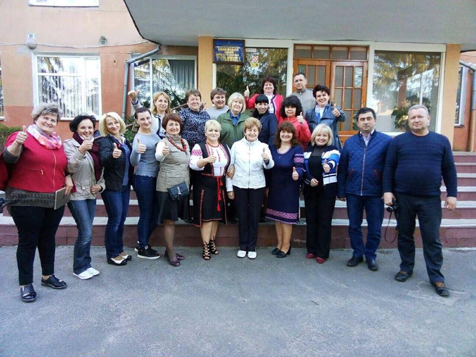 Працівники профтехзакладів Дніпропетровщини переймали досвід волинян
