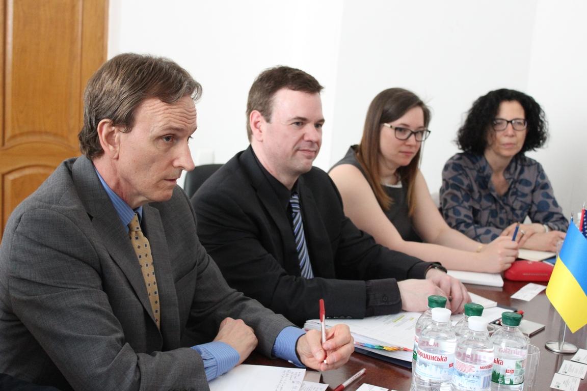Україна і США активізували роботу щодо взаємного доступу на ринки