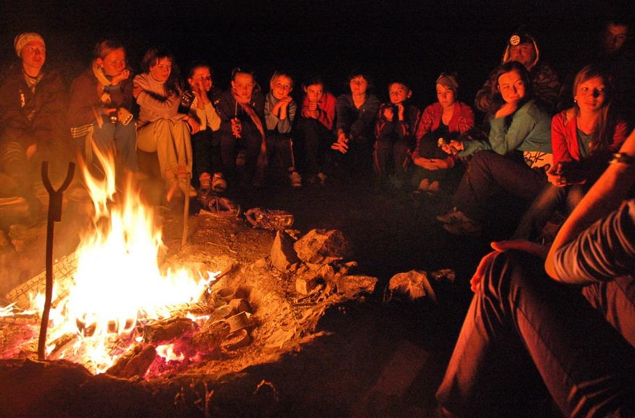 Волинян кличуть у православний молодіжний табір