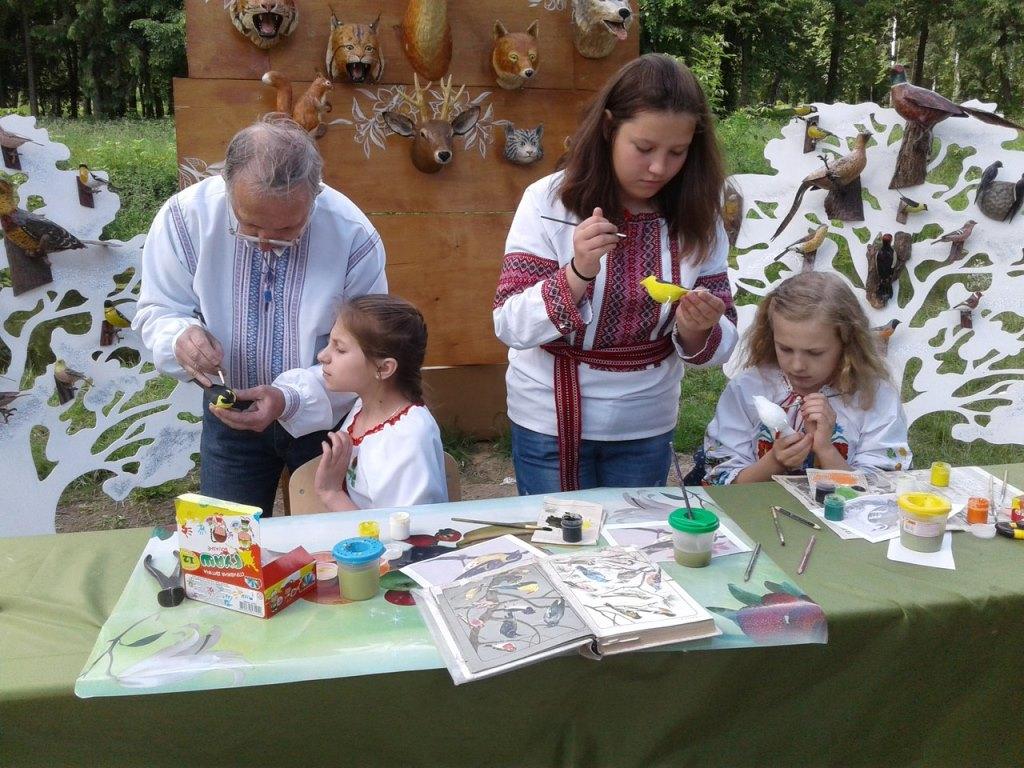 У Луцьку відбувся фестиваль дитячої творчості, присвячений 100-річчю позашкіля. ФОТО