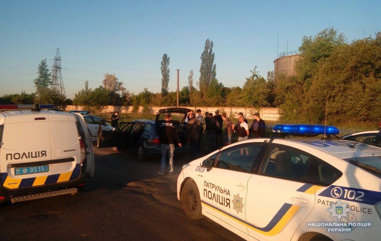 У Луцьку поліція оголосила про підозру викрадачам автомобіля