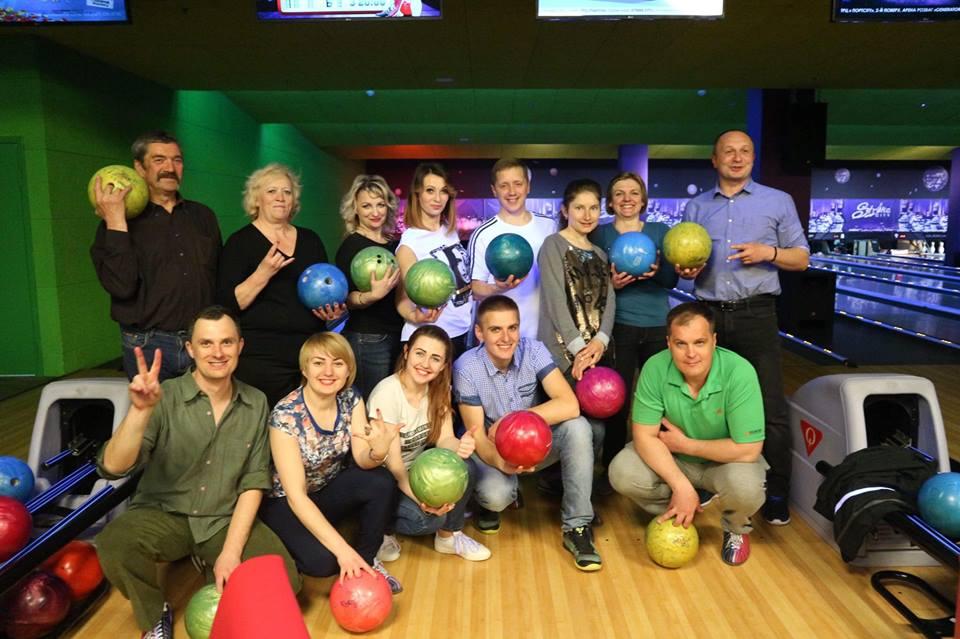 Луцький боулінг-клуб запрошує на вечірні ігри