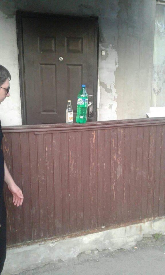 У Луцьку муніципали впіймали ще одного продавця сурогату