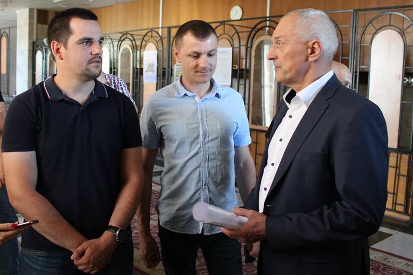 Атовці висловили прохання виключити Олександра Волянюка зі складу Громадської ради при ОДА
