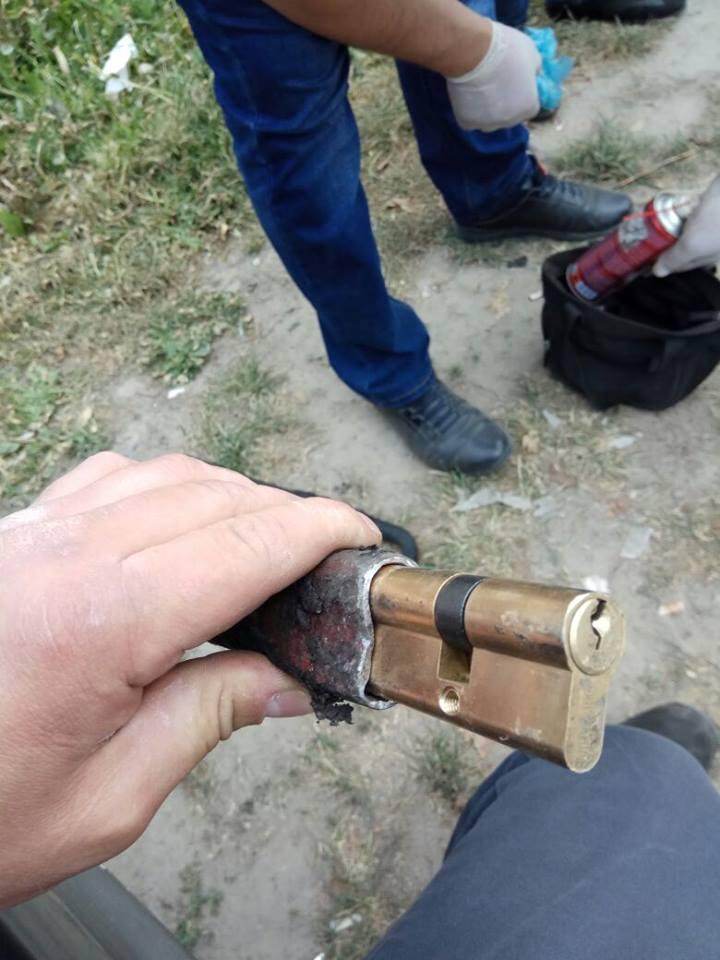 У Луцьку затримали квартирних злодіїв. ФОТО