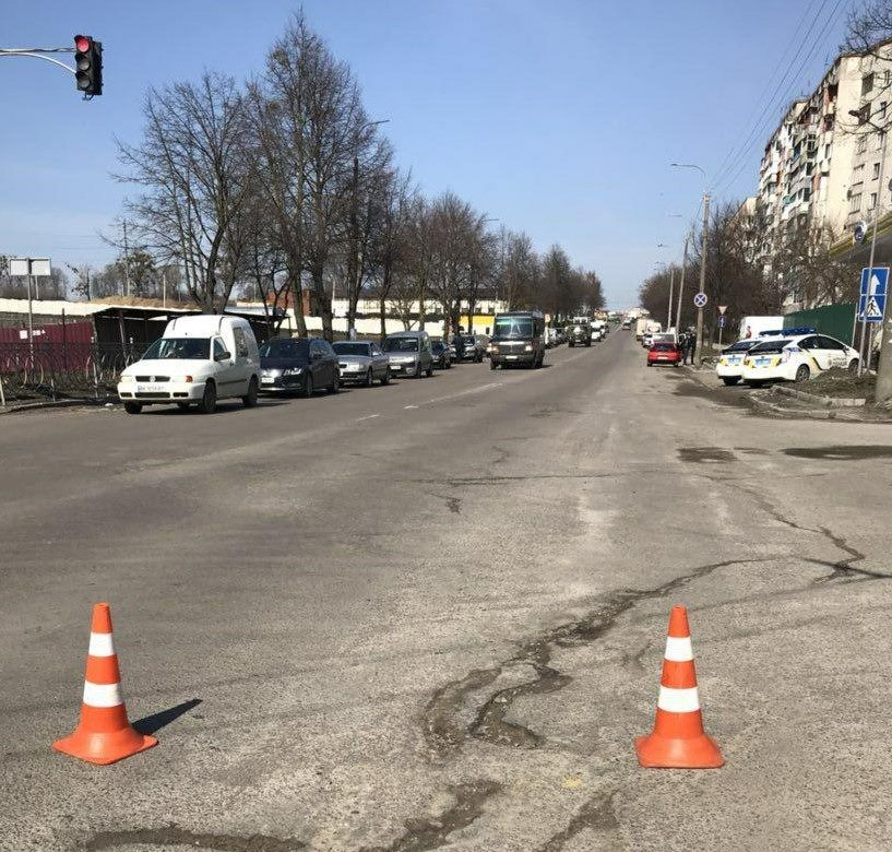 На Волині посадовців оштрафували за погані дороги