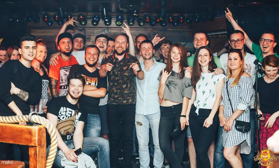 У Луцьку після річної перерви виступив гурт «Роллікс». ФОТОРЕПОРТАЖ. ВІДЕО