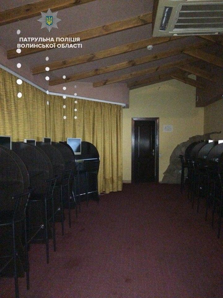 У Луцьку інтернет-кафе працювали цілодобово без відповідних дозволів