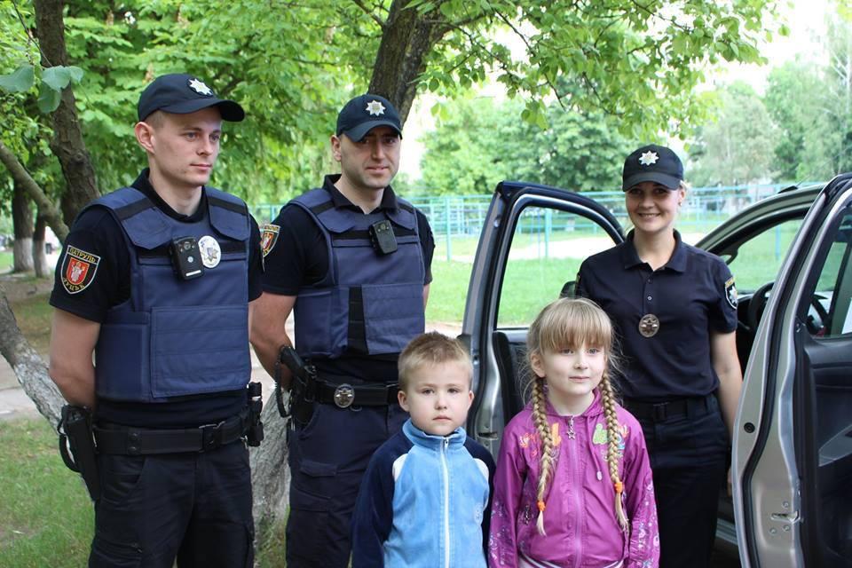 З лучанами обговорили співпрацю поліції та громади