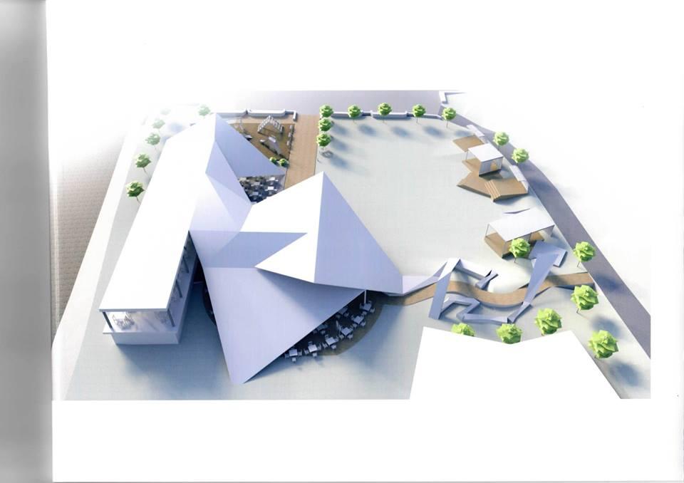 Показали проект реконструкції «Луцького Діснейленду». ФОТО
