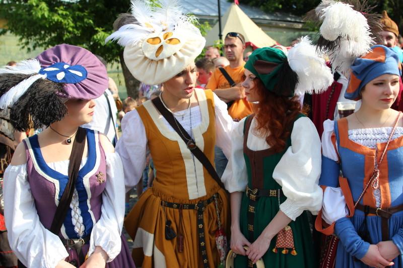 На «Князівському бенкеті» обиратимуть найкраще середньовічне вбрання