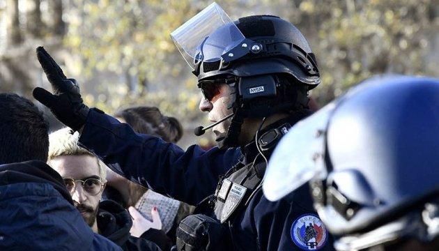 У Франції страйкують держслужбовці