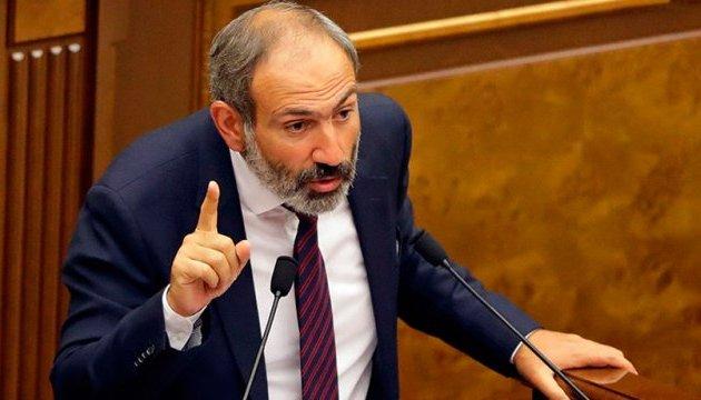 Лідера вірменських протестів Пашиняна обрали прем'єр-міністром