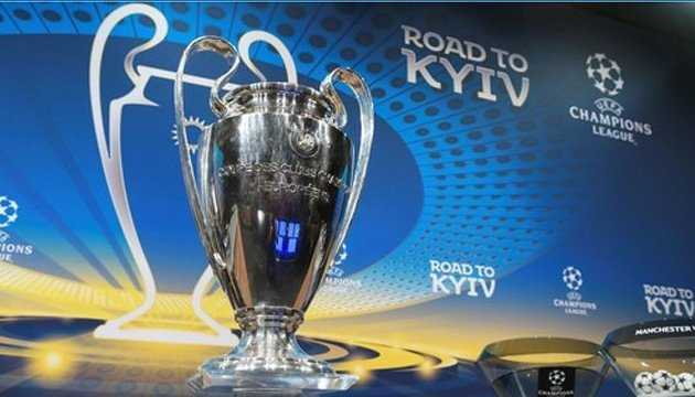 «Укрпошта» випустить марку до фіналу Ліги Чемпіонів УЄФА