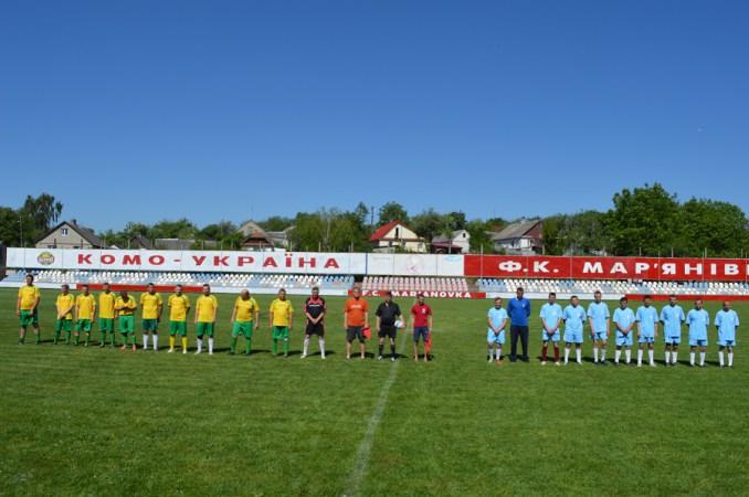 Розпочалася боротьба за кубок лісівників Волині з футболу. ФОТО