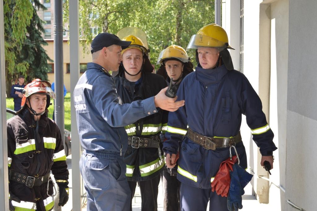 У Ковелі відбулося командно-штабне навчання з питань цивільного захисту
