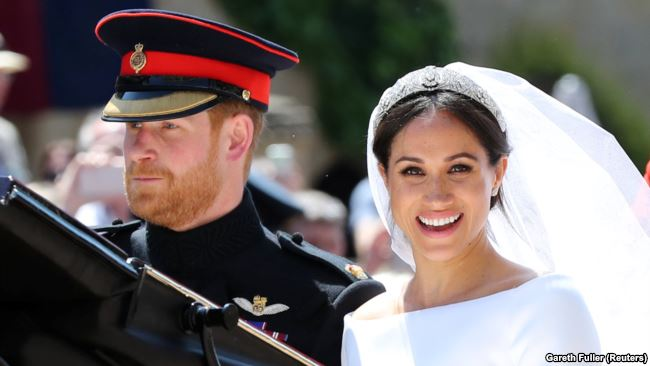 Королівське весілля у Британії, яке відображає зміни