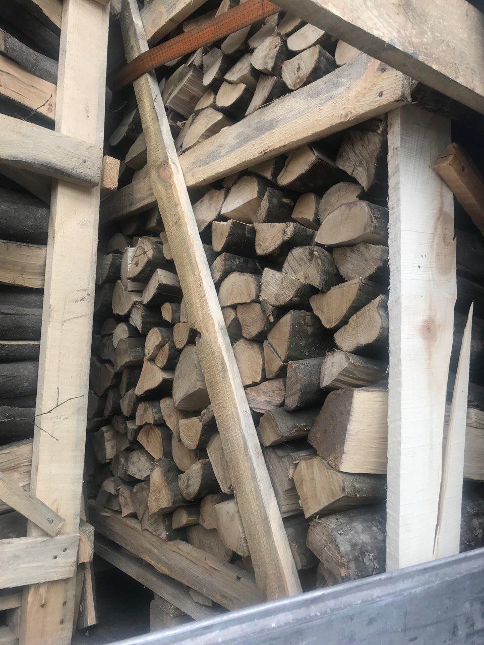 Волинський підприємець намагався незаконно експортувати дрова у ЄС