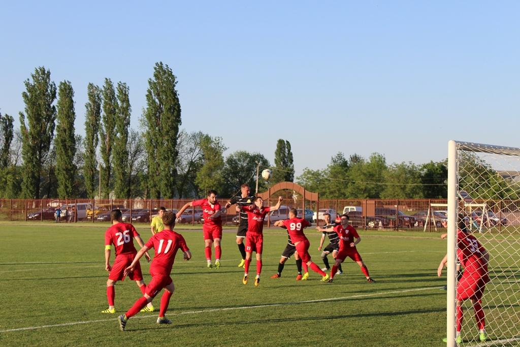 Визначили півфіналістів кубку Волині з футболу. ФОТО