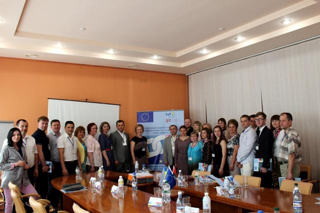 У луцькому виші делегації із Білорусі та Острога вирішували проблеми профорієнтації молоді. ФОТО