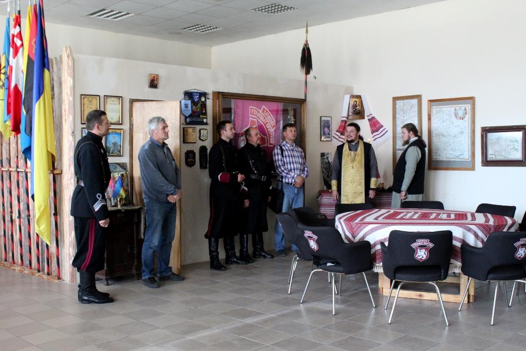 У луцькому виші відкрили козацький культурно-просвітницький центр. ФОТО