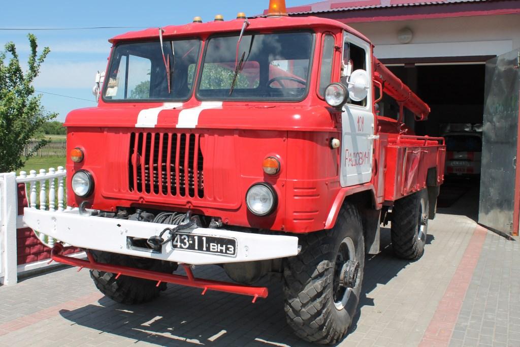 На Волині функціонує 102 підрозділи місцевої пожежної охорони