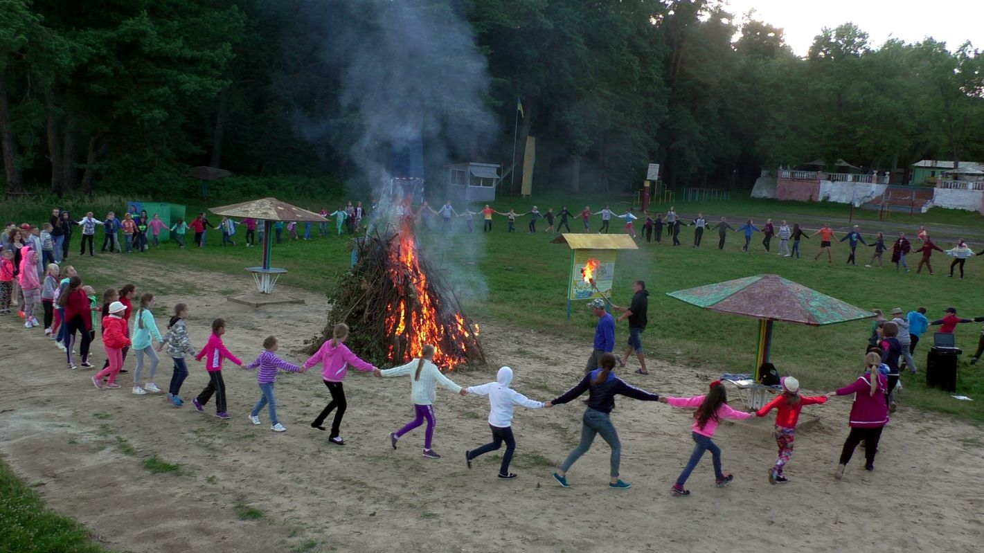 Волинських школярів кличуть у «Сонячний» табір