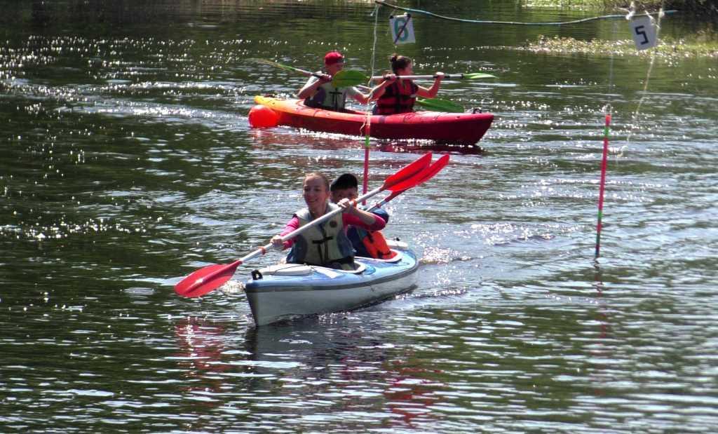 Відбувся відкритий чемпіонат Волині з водного туризму. ФОТО