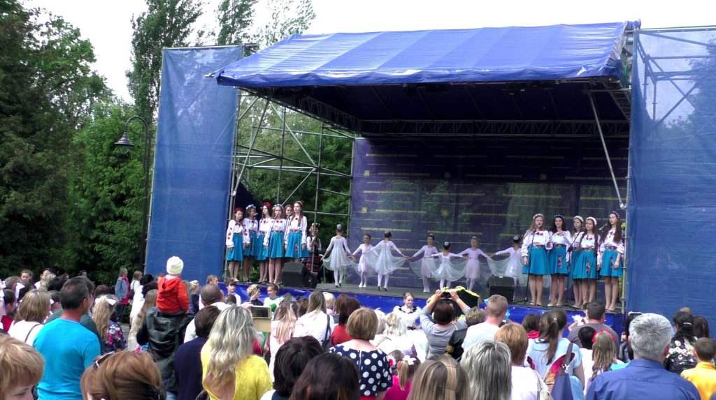 У Луцьку триває Всеукраїнський фестиваль позашкільної освіти. ФОТО