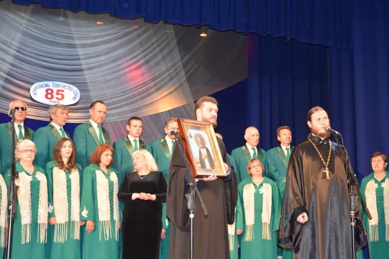 У Луцьку відзначили 85-річччя Українського товариства сліпих