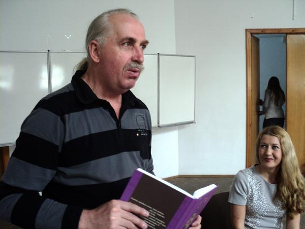 У Лесиному виші презентували український верлібр. ФОТО