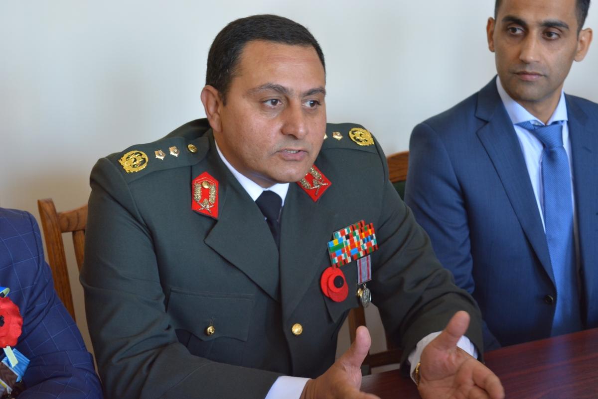 Афганський генерал обіцяє допомогти повернути додому полоненого волинянина
