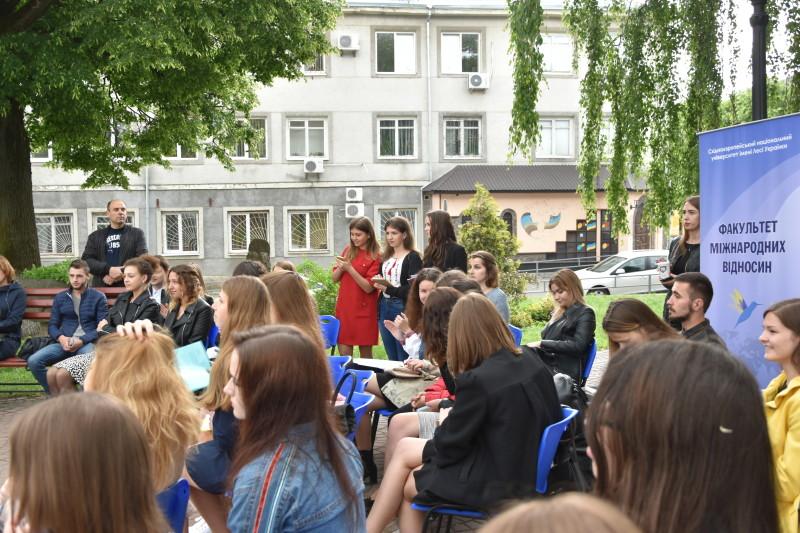 У Луцьку відбувся вечір європейської поезії