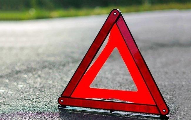 На Волині автомобіль злетів у кювет: травмувалося четверо людей