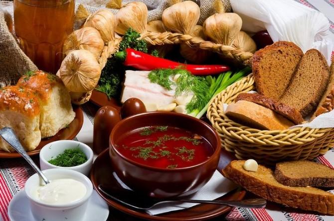 На Волині планують провести фестиваль з традиційною кухнею та смаколиками