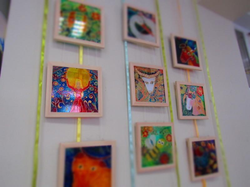 У Луцьку відкрили виставку дитячих робіт. ФОТО
