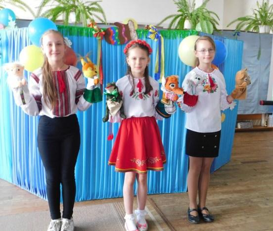 У Луцьку відбулося відкриття фестивалю лялькових гуртків. ФОТО