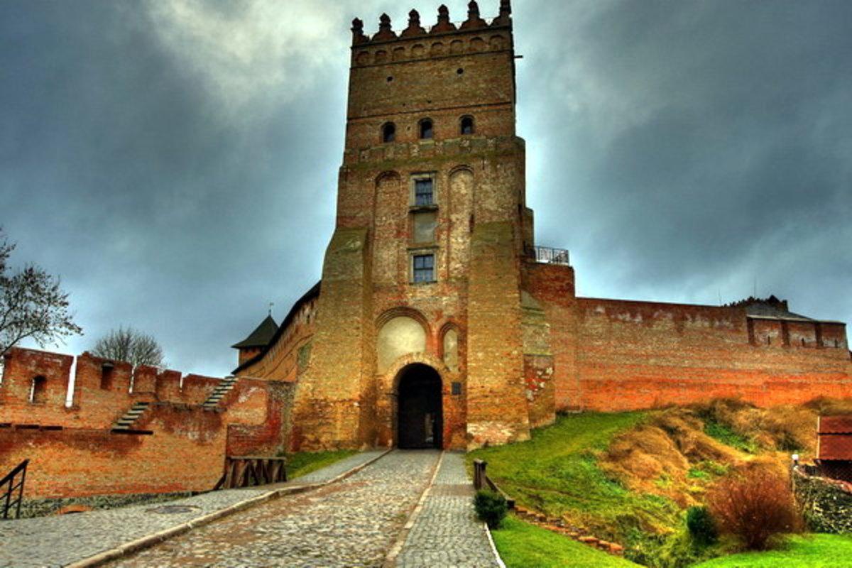 Відбудеться міжнародний конкурс-пленер «Луцький замок»