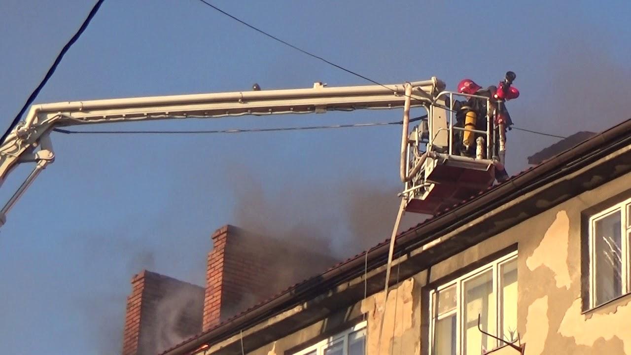 Луцькрада виділила кошти на дах будинку, де була пожежа