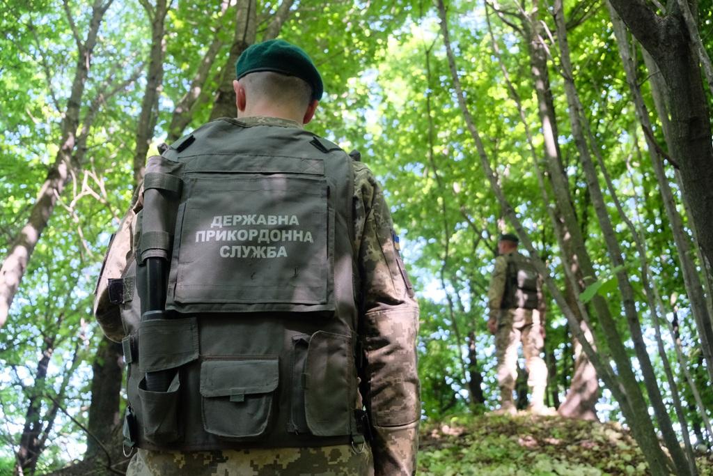 Луцькі прикордонники затримали нелегала з Афганістану