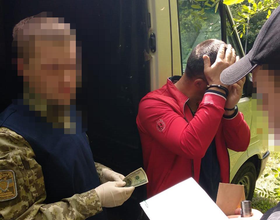 Деталі затримання прикордонника-контрабандиста на Волині. ФОТО. ВІДЕО