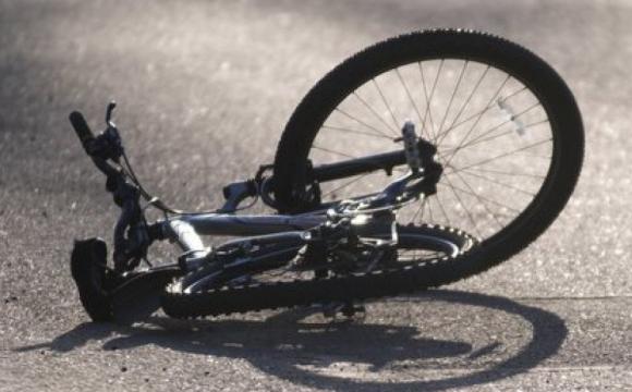 На Волині водій збив велосипедистку