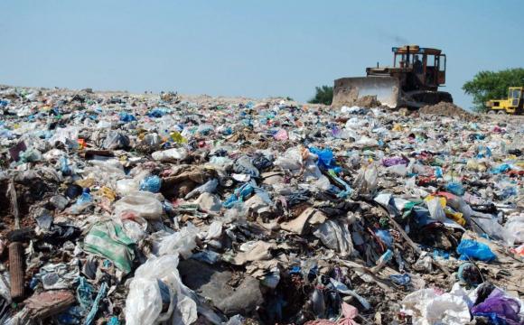 На полігон у Брище заборонять вивозити несортоване сміття