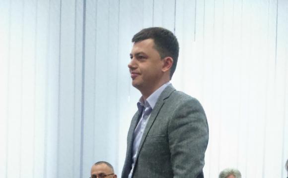 У Луцькраді звільнили начальника, який «засвітився» у «справі Рачкова»