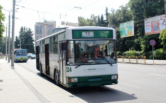 Зросте вартість проїзду в луцьких тролейбусах