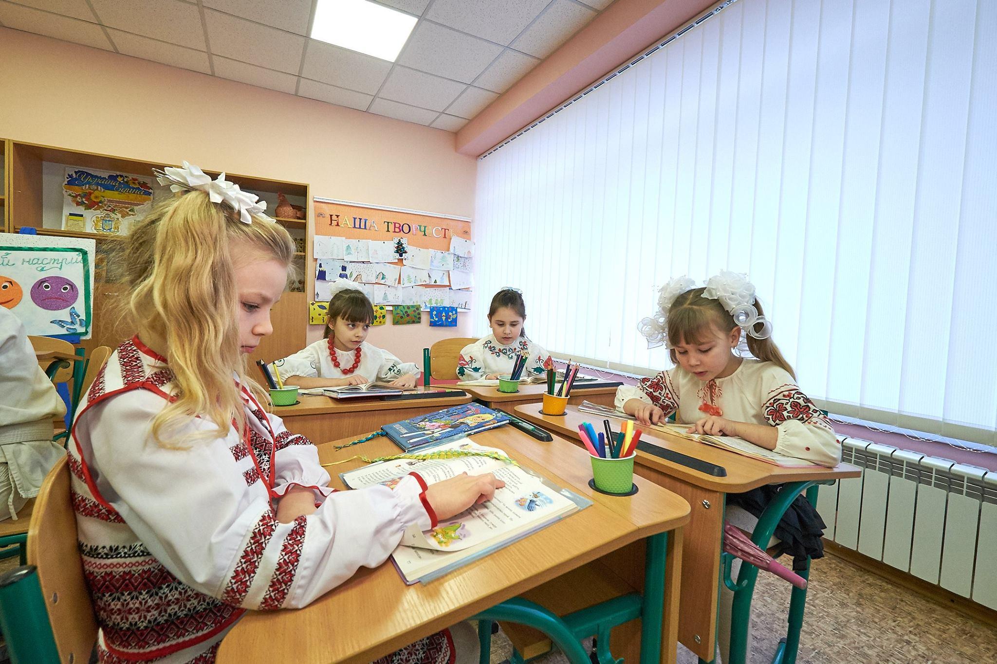 Волинь отримає майже 54 мільйони гривень на «Нову українську школу»