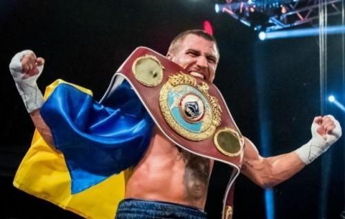 Український боксер Василь Ломаченко здобув титул чемпіона WBA