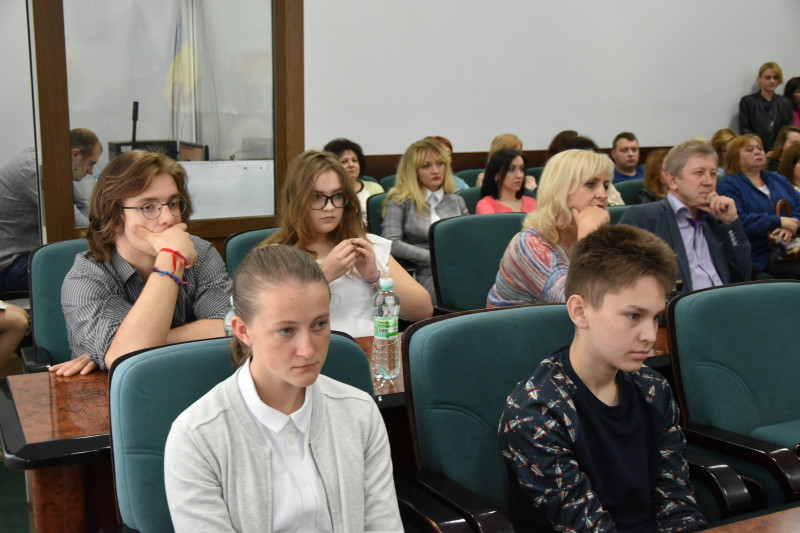 Святкування Дня Європи у Луцьку розпочалося з «Європейської олімпіади»